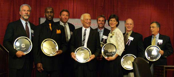 2009 Oregon Sports Hall of Fame Inductees