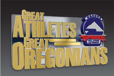 Great Athletes, Great Oregonians